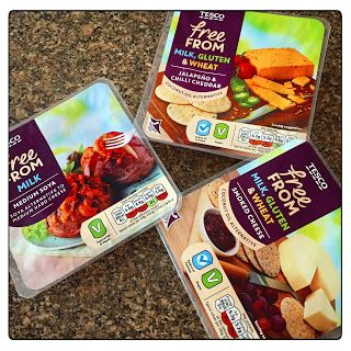 MichelaIsMyName: Vegan Cheese from Tesco