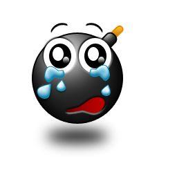 Emoticone triste
