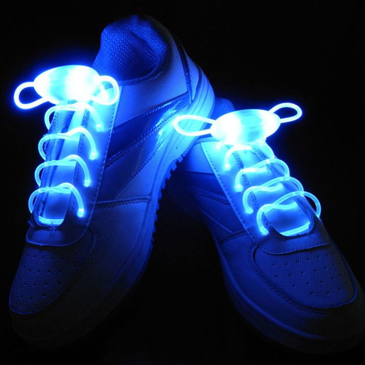 LED GLOWING SHOELACE //Price: $8.00 & FREE Shipping //     #hashtag3