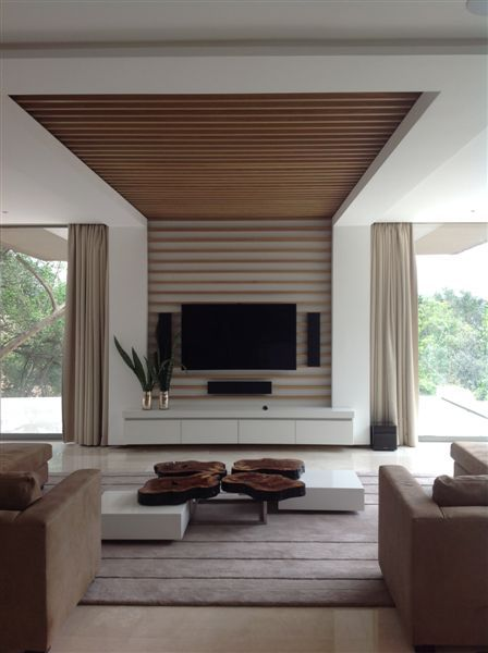 Living Room Tv Wall Unit Designs: Ceiling Design Living Room