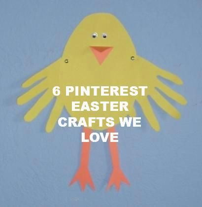Our Favourite Pinterest Easter Crafts | momstown National
