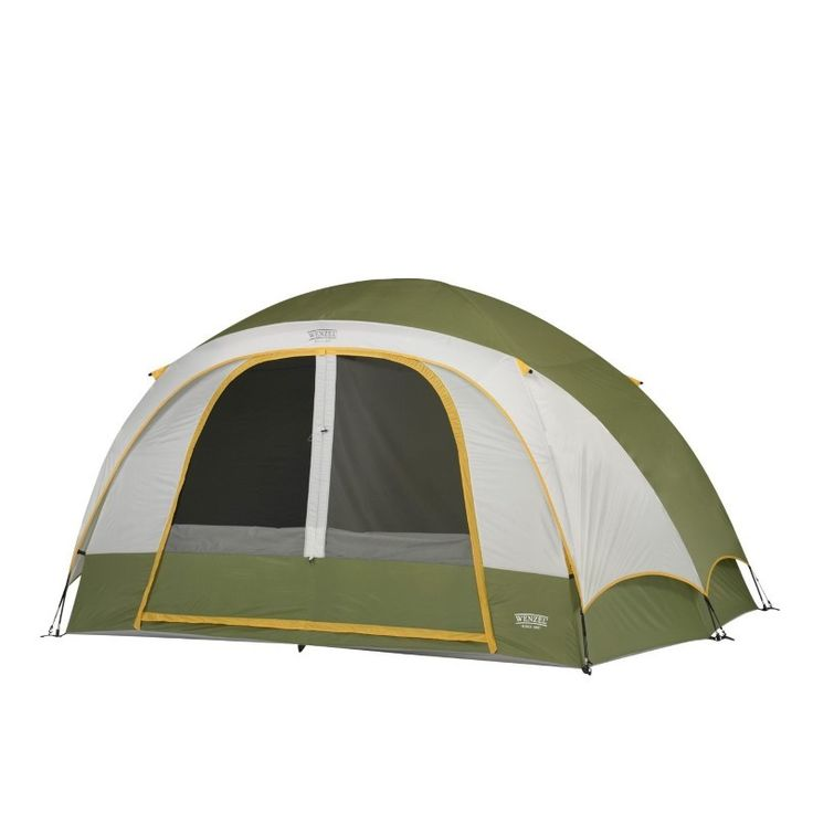 Evergreen 6 Person Tent