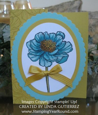 HOSTESS ONLY STAMP SET - BLOOM WITH HOPE