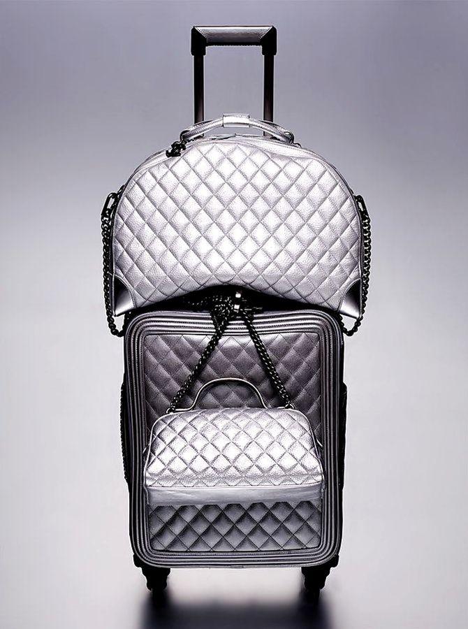 Chanel Luggage - I need it!