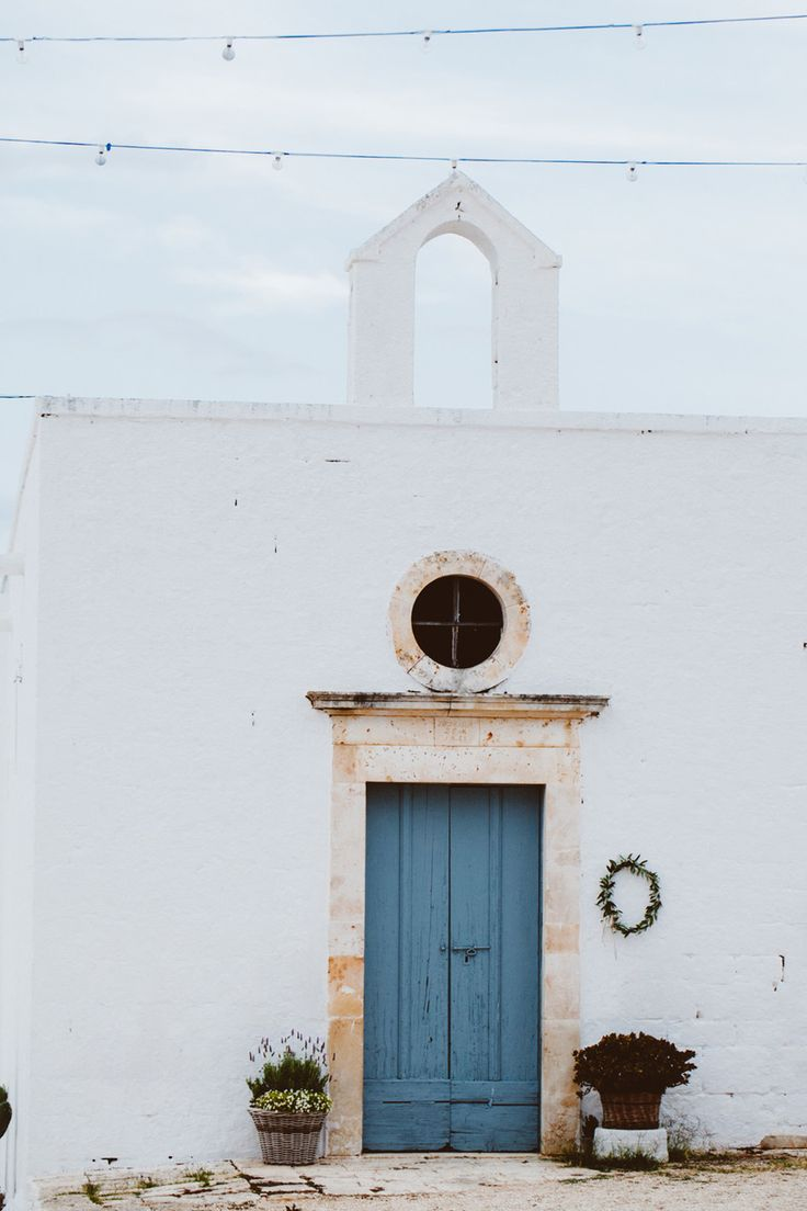 Farmhouse Masseria for weddings