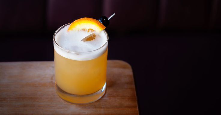 Dan Sabo adds an unorthodox half-ounce of orange juice to the classic Whiskey Sour cocktail recipe, earning it the top spot in our recent blind tasting.