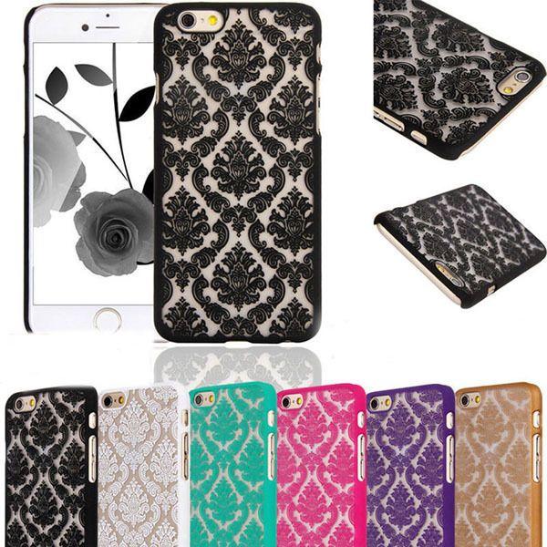 Handy Tasche Schutz Hülle Etui Schale PC Cover Hardcase für iPhone 5 s 6 Plus 6s