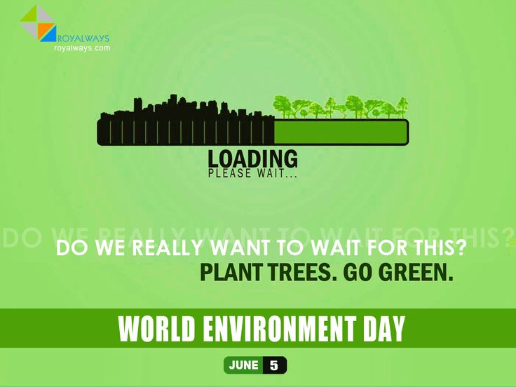 Happy #WorldEnvironmentDay