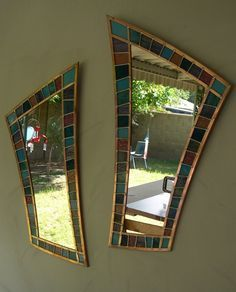 Stained Glass Mirrors