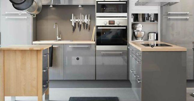 Cuisine Ikea : consultez ici le catalogue cuisine Ikea - CôtéMaison.fr