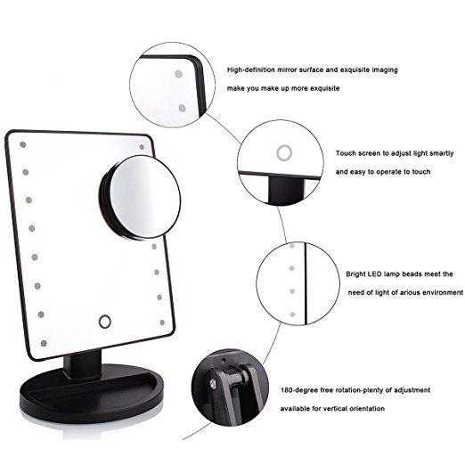 die besten 20 make up spiegel ideen auf pinterest sauber spiegel u bahnfliesen f r duschen. Black Bedroom Furniture Sets. Home Design Ideas