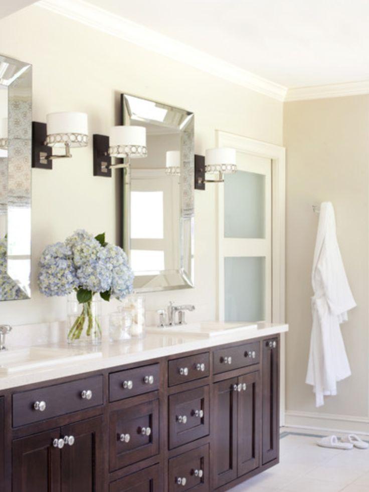 Bathroom Vanity Flush Inset