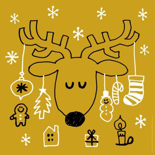 Merry Xmas! しばらくこのわくわくムードを楽しめばと思うのだけど 日本では早々夜から一気にお正月ムードになるよね。