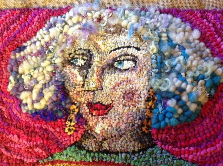 Just Go Hook It Rug Hooking