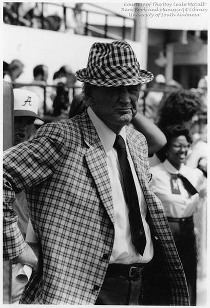 97 best rolltide images on pinterest alabama crimson tide photograph of paul william bear bryant the alabama crimson tides football head coach from photograph from the dom soto photograph collection sciox Image collections