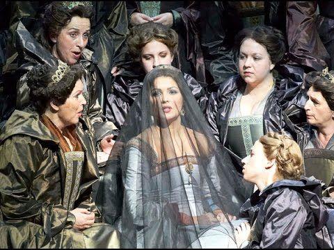 ANNA BOLENA / Gaetano Donizetti / Anna Netrebko, Elīna Garanča & Ildebrando D'Arcangelo - YouTube