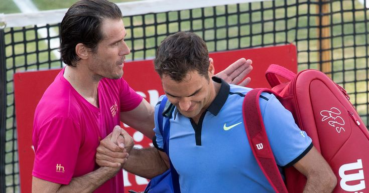 After Two-Month Hiatus, Roger Federer Loses to Tommy Haas