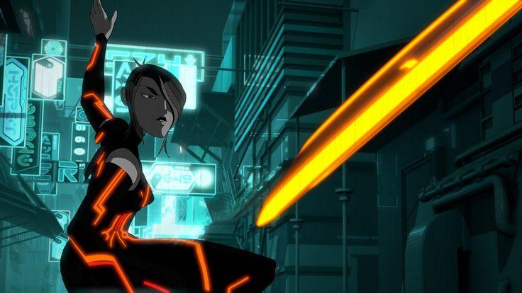 Paige (TRON: Uprising)