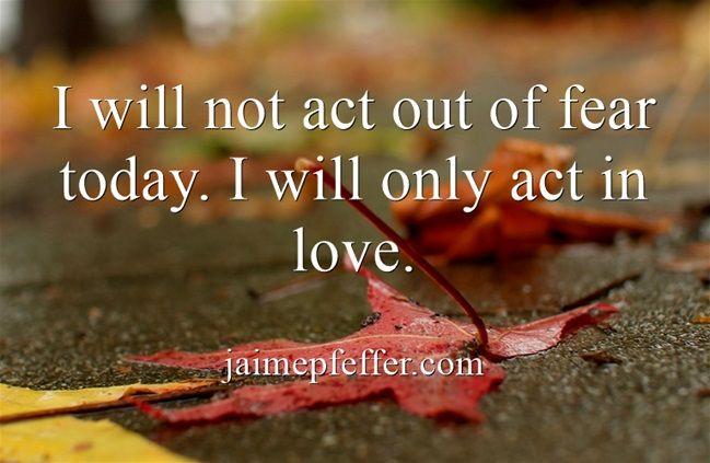 Daily Affirmation November 24