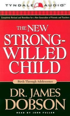 The Strong Willed Child. I have been told this book is amazing and based on biblical parenting. Need to get a copy.