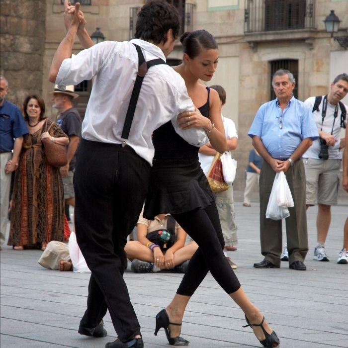 Tango - Barcelona, Spain