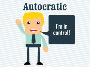 autocratic democratic laissez-faire pdf