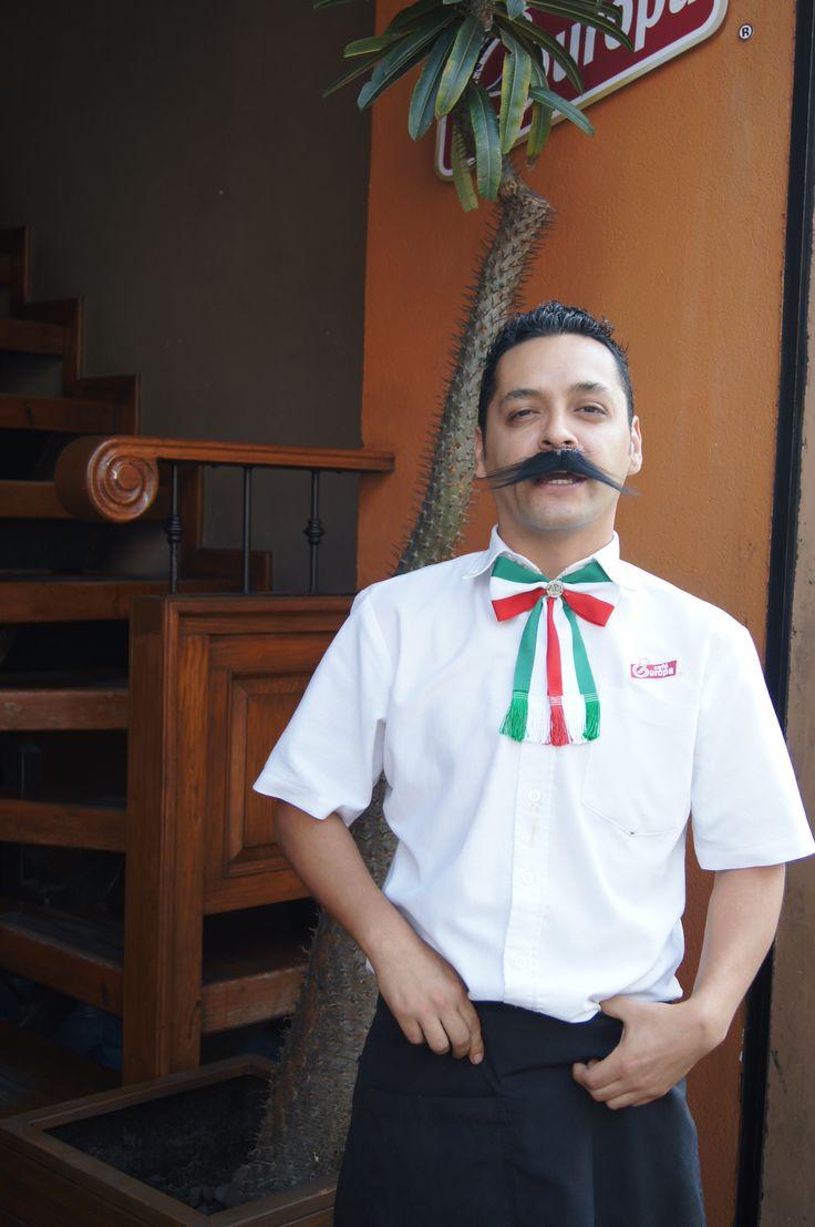 Un charro mexicano mesero! | Mi México | Pinterest ...