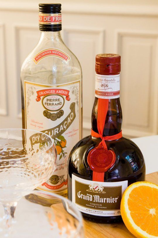 Curaçao Triple Sec And In Between An Orange Liqueur Crib Sheet