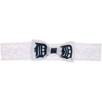 Detroit Tigers Girls Infant Baby Headband