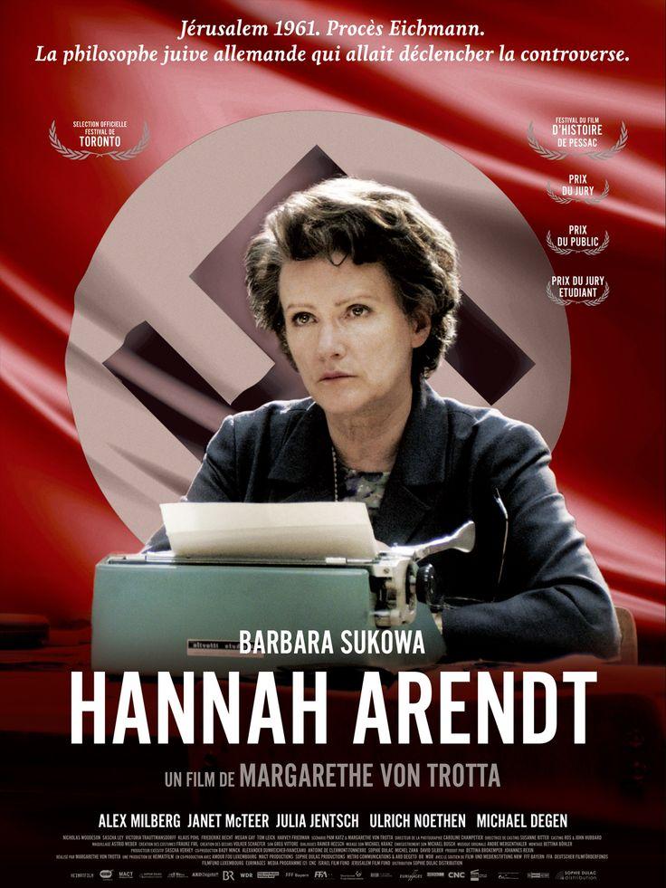 Retrouvez les 170 critiques et avis pour le film Hannah Arendt, réalisé par Margarethe von Trotta avec Barbara Sukowa, Axel Milberg, Janet McTeer.