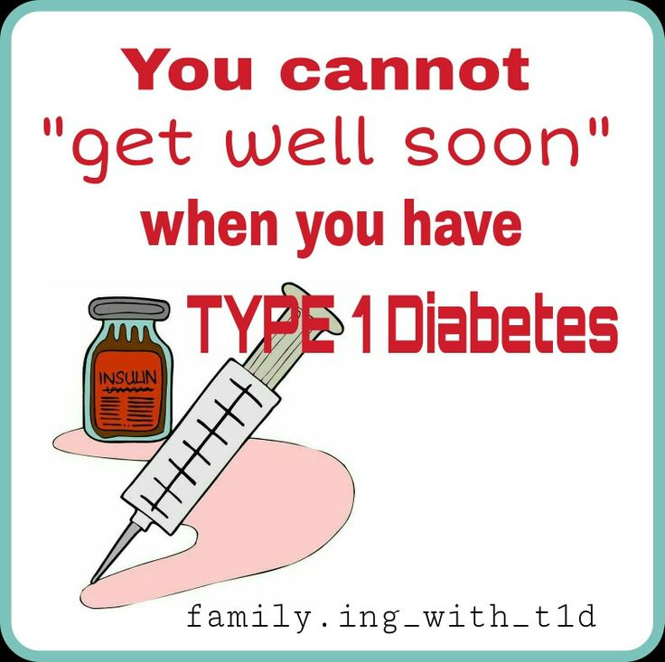 #Type1Diabetes #AutoimmuneDisease #NoCure