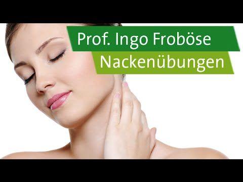 Verspannungen lösen - Training für Nacken und Halsmuskulatur - Fit mit Anna - HD - YouTube