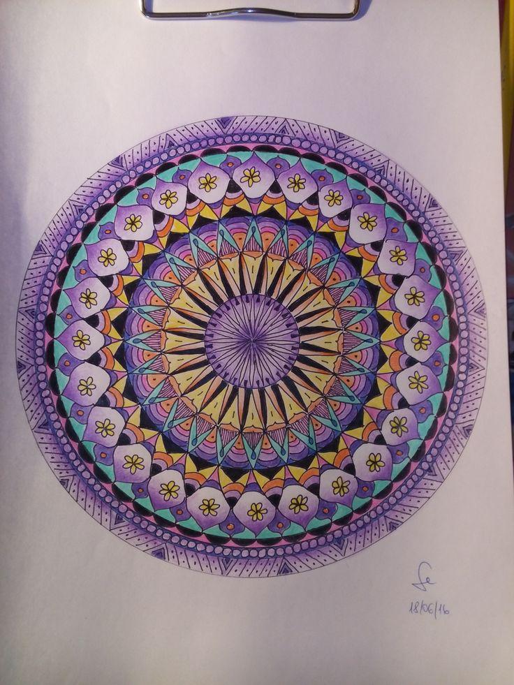 Draw & color
