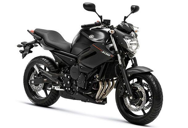 Nova linha 2015 da Yamaha XJ6 edição especial