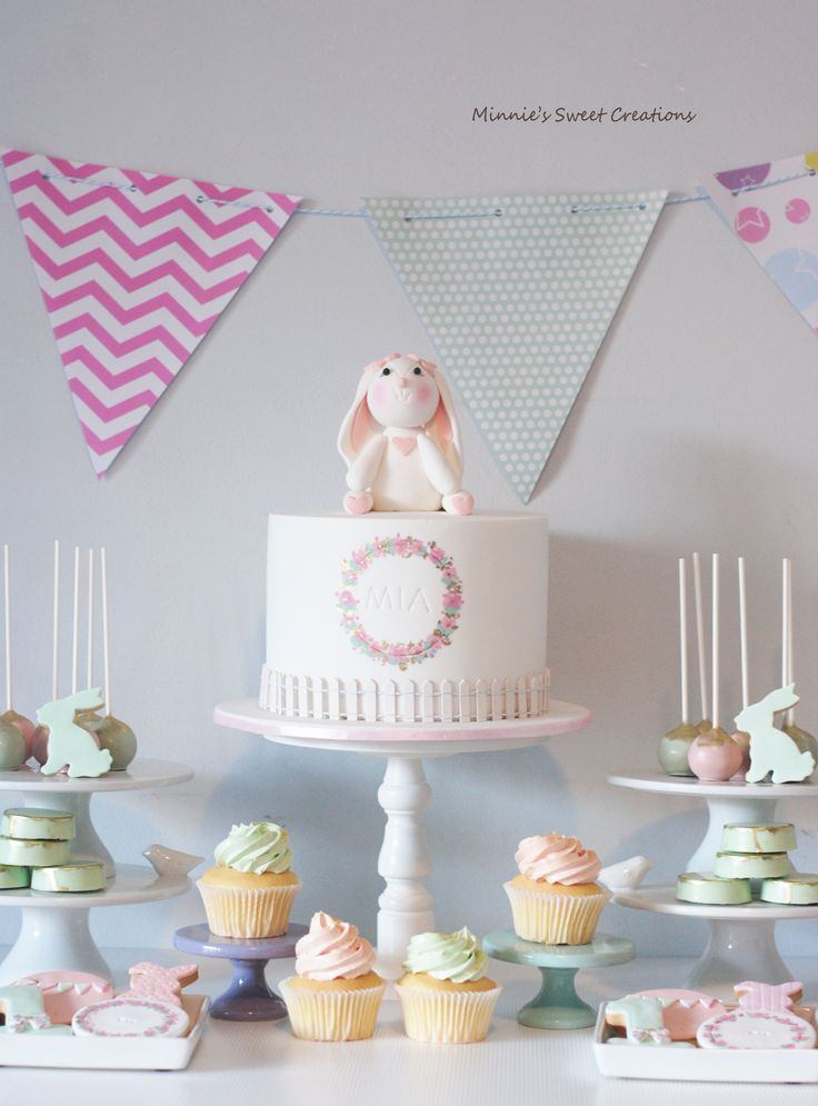 1000 Images About Bunny Themed Bday Party Or Babyshower