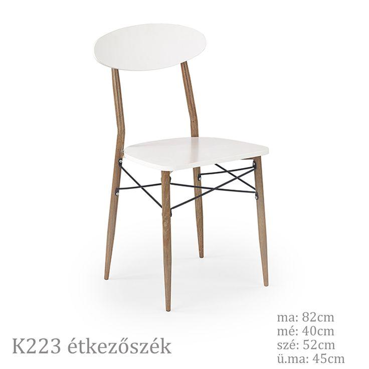 K223 étkezőszék