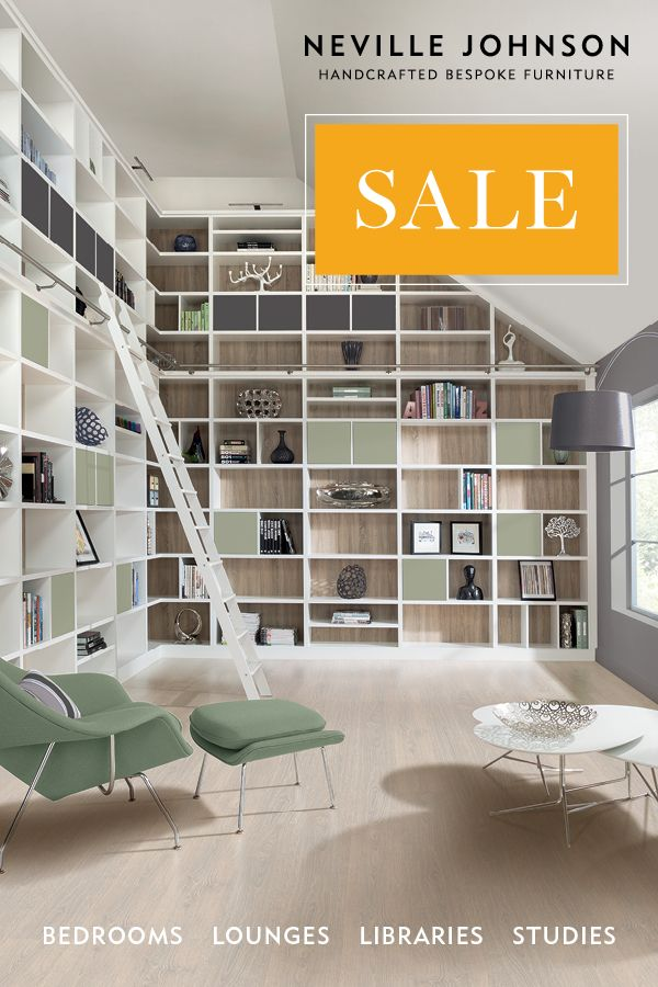 For Over Three Decades Neville Johnson Has Been Crafting Bespoke Furniture Solutions Designed To The Exact Specificat Bespoke Furniture Modern Library Furniture