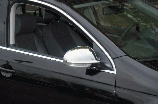 Vw Jetta Sportwagen Chrome Mirror Covers (G017)