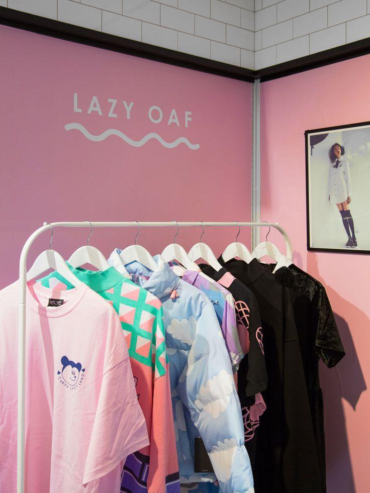 Lazy Oaf in Tokyo