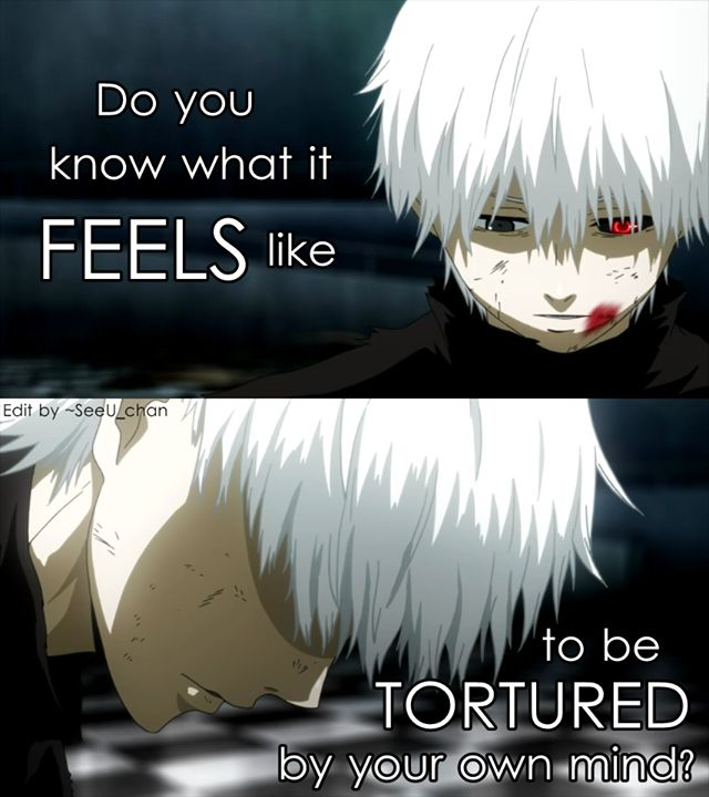 Tokyo Ghoul Quotes: Anime Quotes (Tokyo Ghoul)