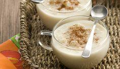 Canjica de milho branco com leite condensado (sem leite de coco)