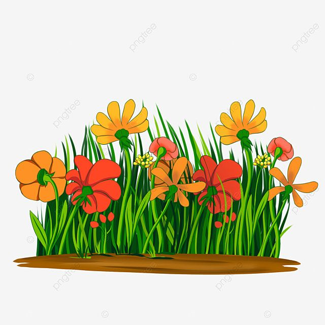 Gambar Rumput Bunga Musim Bunga Rumput Musim Bunga Rumput Hijau Rumput Kartun Dan Tanaman Png Dan Psd Untuk Muat Turun Percuma Bunga Rumput Gambar Hutan