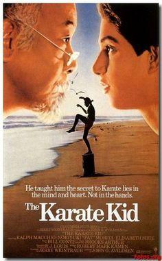 The Karate Kid - 1984 - with Ralph Macchio and Noriyuki Pat Morita