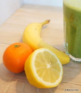 Weerstand smoothie - Mind Your Feed