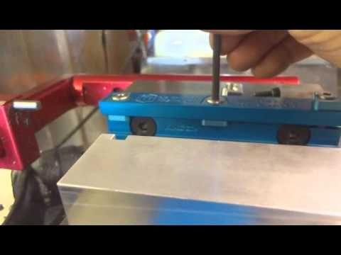 KURT VISE Dovelock Jaw Kit - YouTube