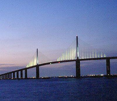 Sunshine Skyway Bridge - Sunshine Skyway Bridge - Wikipedia, the free encyclopedia
