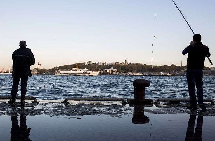 Postcard from Istanbul by D. Hagerman
