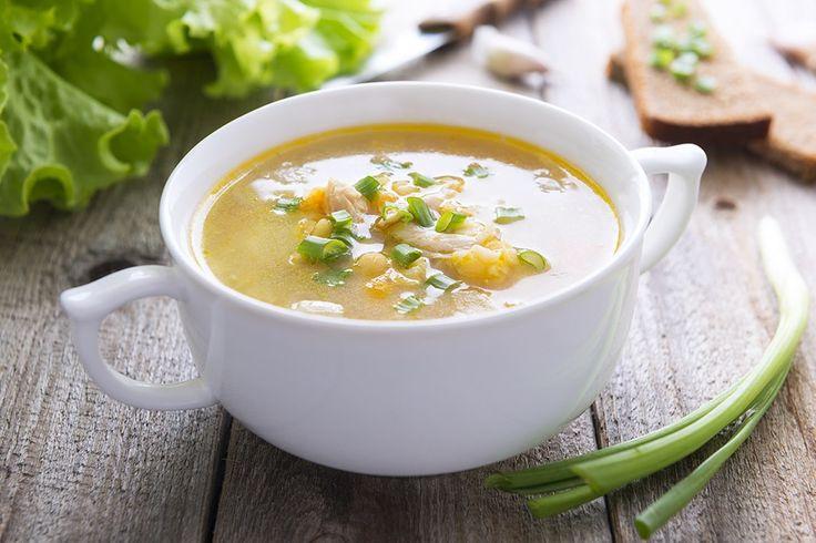 Sebzeli Tavuk Çorbası – Damla'nın Mutfağı