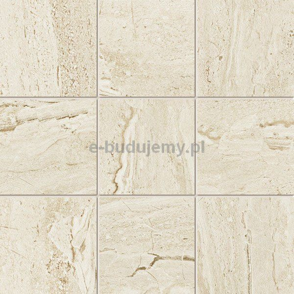 Fair Beige matowa 29,8x29,8 Mozaika gresowa