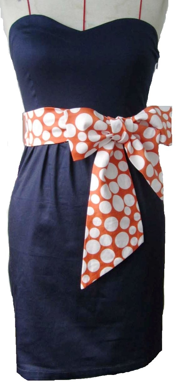 Gabriella Dress/Auburn game day dresses-game day dresses